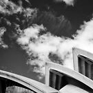 Operatic Spires - Sydney - New South Wales by Norman Repacholi