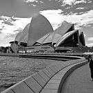 Sydney stroll - New South Wales - Australia by Norman Repacholi