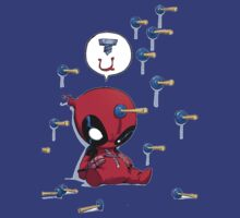 Baby Deadpool is Pissed by Vindication