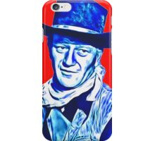 John Wayne in Red River iPhone Case/Skin