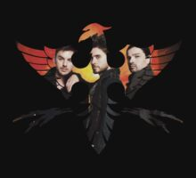 30 Seconds to Mars - Phoenix orange by reens55