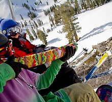 Chairs At Squaw by DuckLife
