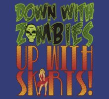 Down with Zombies! by TheDeKlein