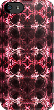 Electric Barbed Wire ( Pink ) by 319media