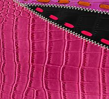 color leather background by Nika Lerman