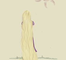 Rapunzel by likefeathers