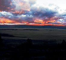 Dawn on the Great Divide   by pjphoto181