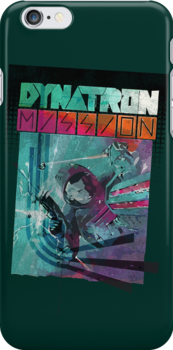 Dynatron Mission by slippytee