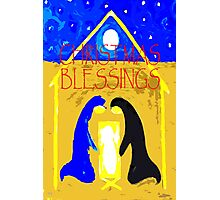 CHRISTMAS BLESSINGS 3 Photographic Print