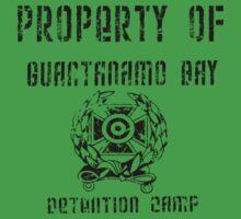 Guantanamo Bay Detention Camp Kids Clothes