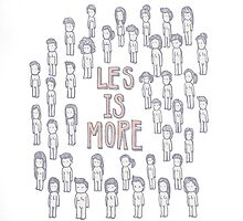 les is more by warit