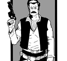 Ron Solo by AnchorComics