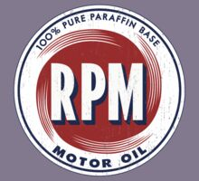 RPM Motor Oil by KlassicKarTeez
