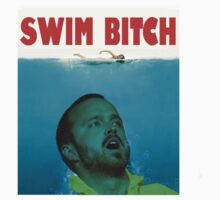 Jesse Pinkman - Swim Bitch by FullBlownShirts