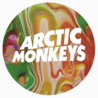 Arctic Monkeys Logo / Candy  by danerys