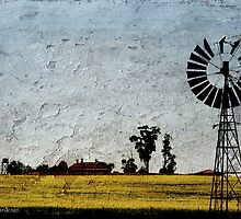 Canola Homestead by garts