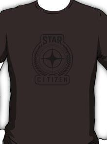 Star Citizen - BLACK T-Shirt