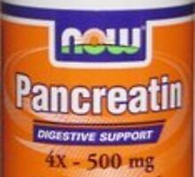 NOW Foods Pancreatin by NiaMarco