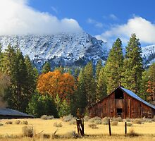 Lassen County by James Eddy