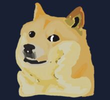 Loving Doge by timnock