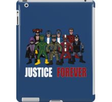 Justice Forever iPad Case/Skin