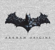 Batman: Arkham Origins tshirt by magikdary