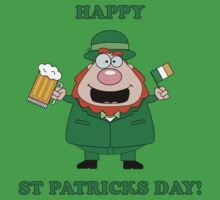 Happy St Patricks Day by innercoma