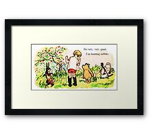 'Tis the season. Framed Print