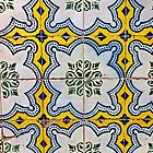 Portugal Tile Number Two by Michael Kienhuis