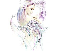 Angels for Zodiac Signs by Anna Ewa Miarczynska
