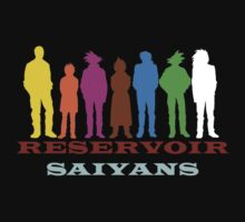 Reservoir Saiyans Colors by Kirdinn