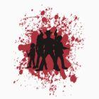 zombie killers: twinkie edition by DamoGeekboy