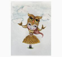 Lola & Bentley ~ Owl Girl No.1 by lolaandbentley