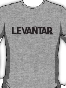 Levantar (Black) T-Shirt