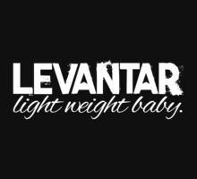 Levantar - Light weight baby (White) by Levantar