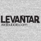 Levantar.redbubble.com (Black) by Levantar
