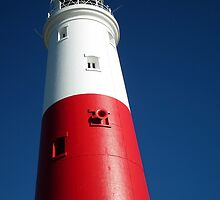 Portland Bill Lighthouse, Dorset, UK by buttonpresser