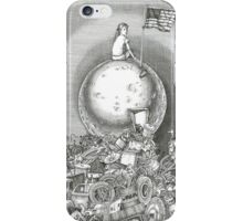 No Return iPhone Case/Skin