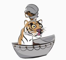 Life of Pi by Illustrationetc