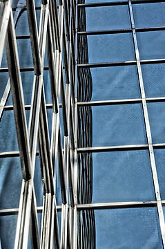 Glass Tower 2 by Paul Stevens