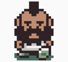 Mr. T ... Is that you? Earthbound / Mother 2 by Studio Momo ╰༼ ಠ益ಠ ༽