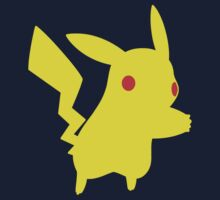 Pikachu by hunnydoll