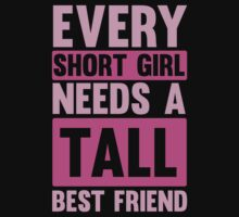 Short Girl BFF by Look Human