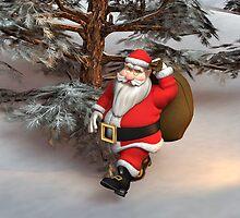 Santa by Vac1