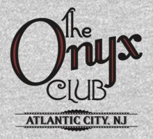 Boardwalk Empire Inspired - The Onyx Club - 1920s Atlantic City - Prohibition Era Jazz Club - Nucky Thompson by traciv