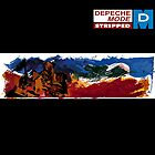 "Depeche Mode : Stripped 12"" paint  by Luc Lambert"