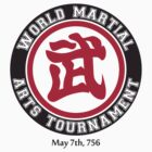 World Martial Arts Tournament by Larsonary