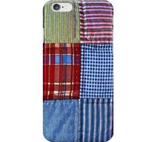 Quilters Phone iPhone Case/Skin
