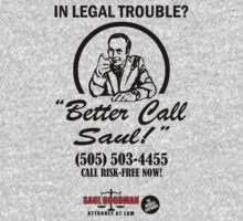 Better Call Saul by cerenimo