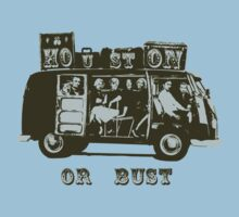 Houston Or Bust! Kids Clothes